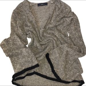Zara   Knit Soft Loose fitting Sweater